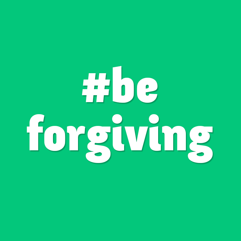 Positive Attitude 3 Be Forgiving Coming Soon